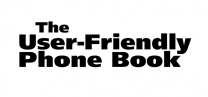 User Friendly Phone Book